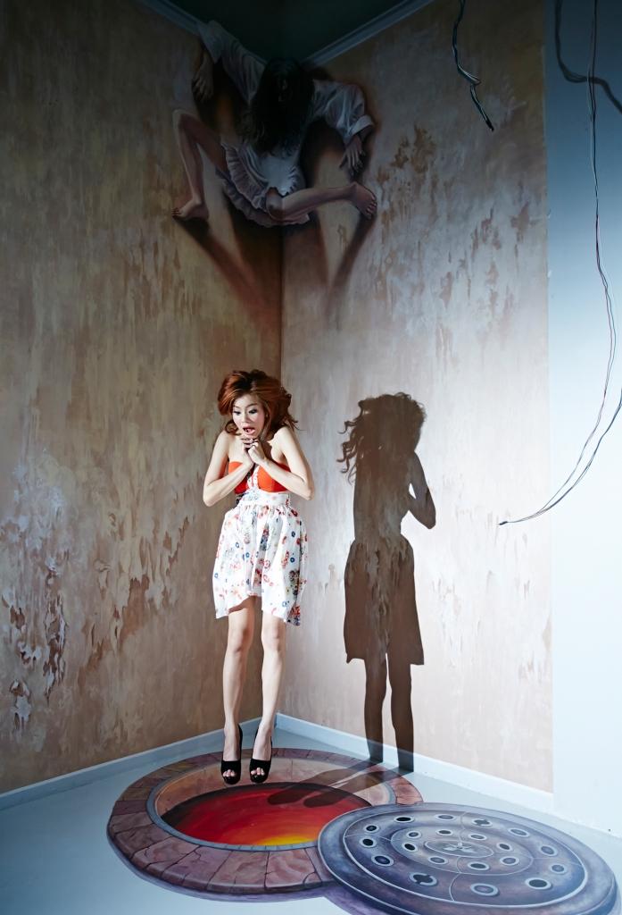 สถานที่ท่องเที่ยวแห่งใหม่ของหัวหิน For Art's Sake พิพิธภัณฑ์ภาพ 4 มิติ ภาพโซนสยองขวัญ หัวหิน ประจวบคีรีขันธ์