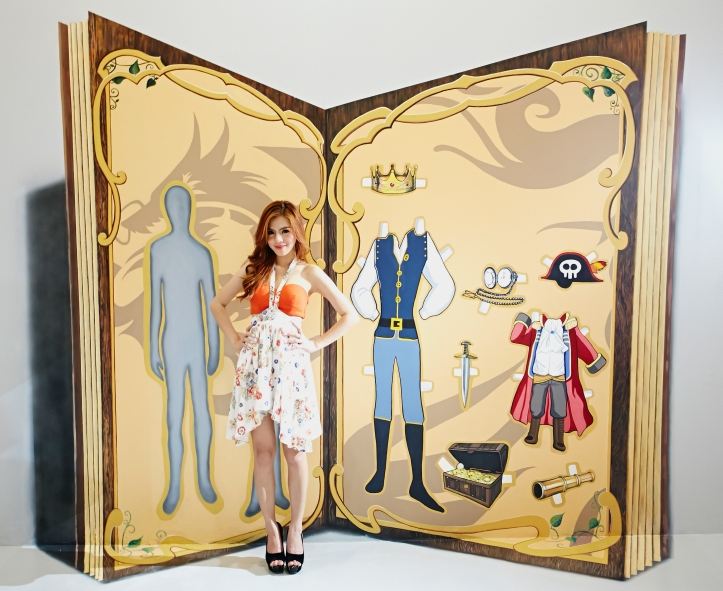 ที่เที่ยวหัวหิน For Art's Sake พิพิธภัณฑ์ภาพ 4 มิติ,หัวหิน โซนภาพย้อนวัยเด็ก
