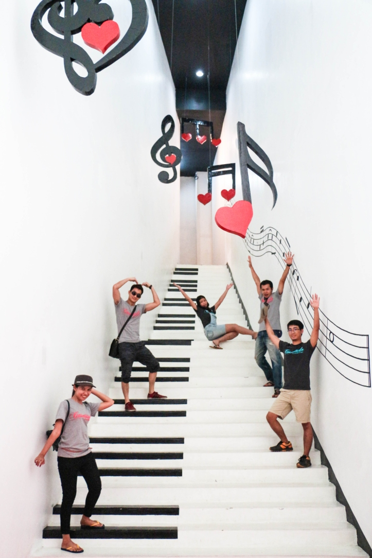 Piano Stair