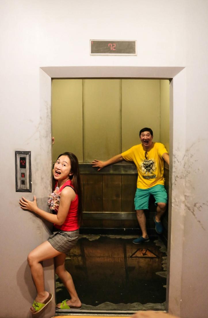 Hua Hin Attraction 4D Art Museum