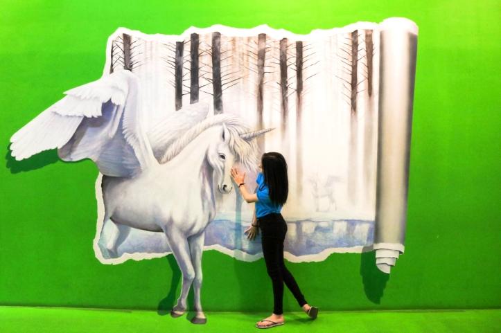 HatYaiWittayalaiSchool Visual Education Art Museum 3D