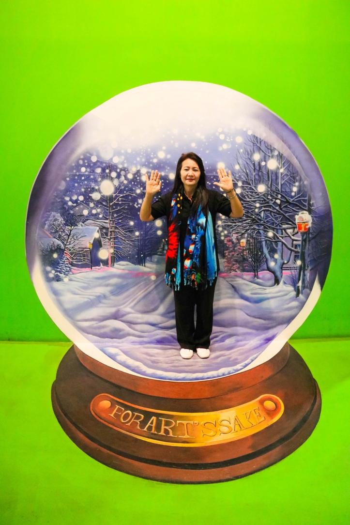 Snow Globe แสนสวย