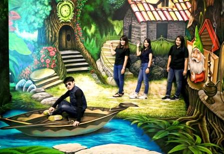 โซนเทพนิยาย Fairy Tales Painting