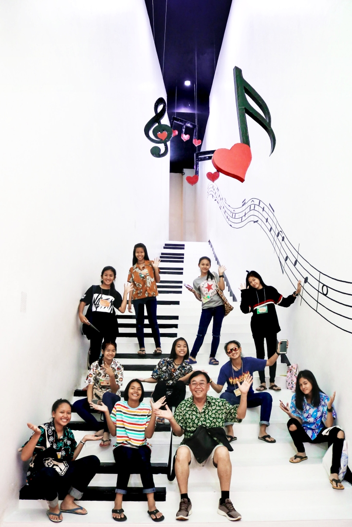 Kulladis School Field Trip at Hua Hin Art Museum