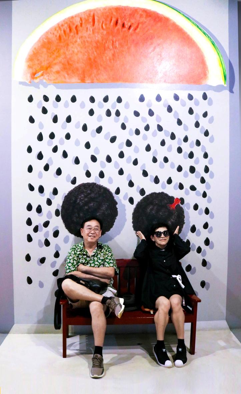 Kulladis School Field Trip at Hua Hin Art Museum